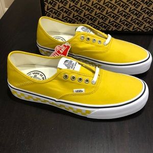 Vans Authentic Sf US Open Sulphur